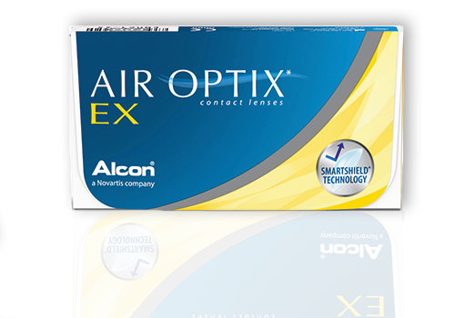 AIR OPTIX EX Maandlenzen